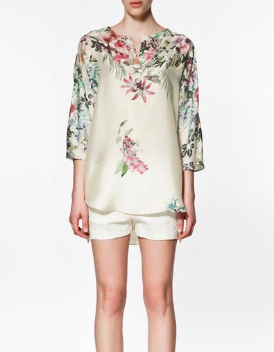 Zara Summer Blouses 116